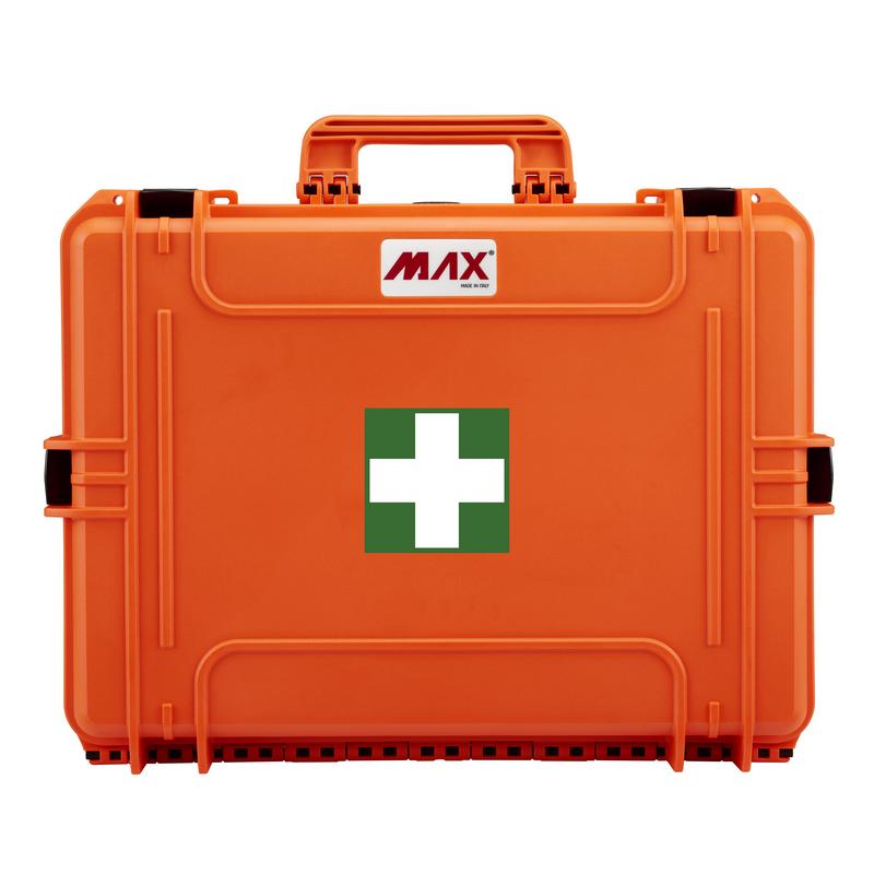 MAX505 FIRST AID