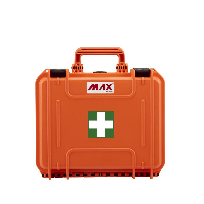 MAX300 FIRST AID